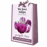 We Love Tulips - Purple Love