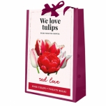 We Love Tulips - Red Love